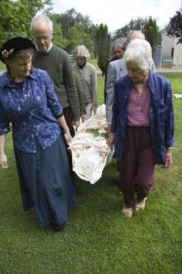Green burials – Minnesota Threshold Network