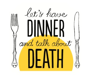 Death Over Dinner logo