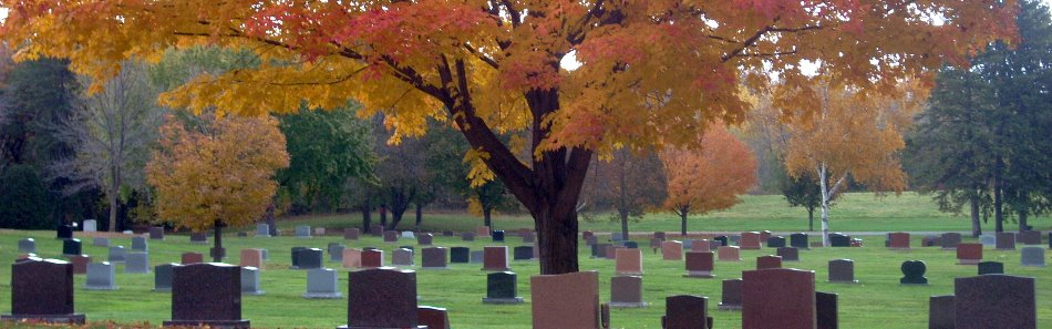 Photo from the Roselawn Cemetery website